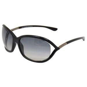 Tom Ford Oversized Unisex Jennifer Sunglasses